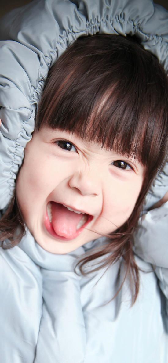小哈琳 萌娃 可爱 小天使