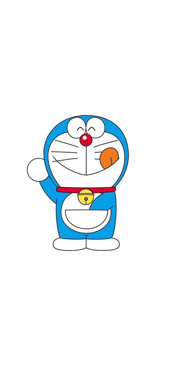 卡通 哆啦A梦 简约 日漫