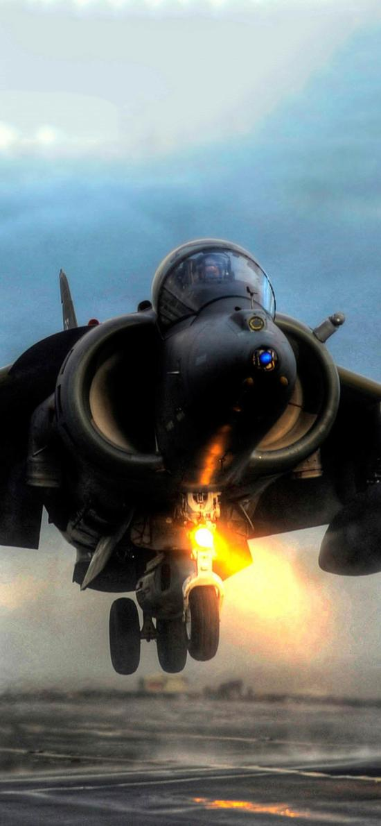 战斗机 战争 起飞 高空