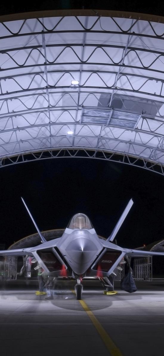 战斗机f-22 武器 航空 空军 飞行