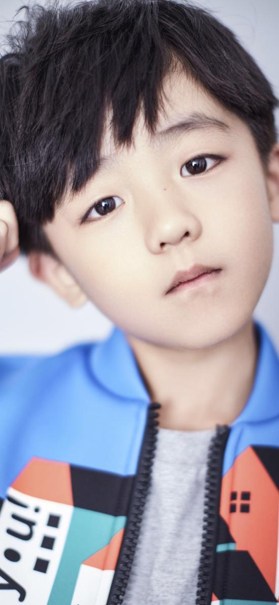 吕云骢 小男孩 儿童 童星 小演员