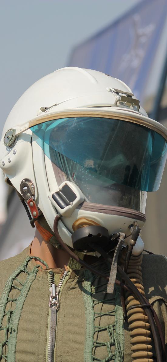 飞行员 头盔 飞行 军人 士兵