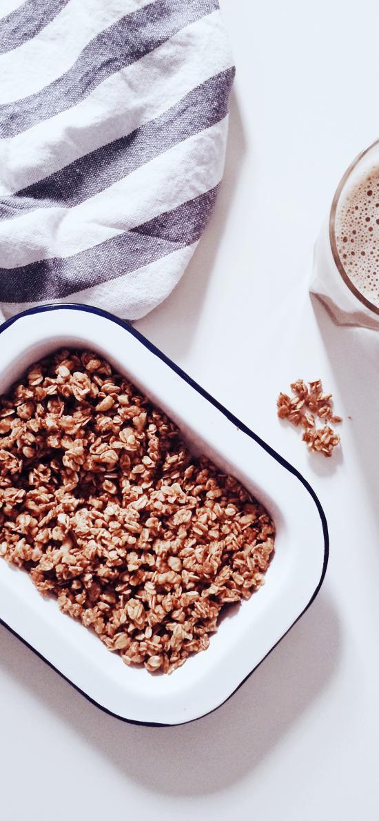 燕麦 早餐 营养 健康