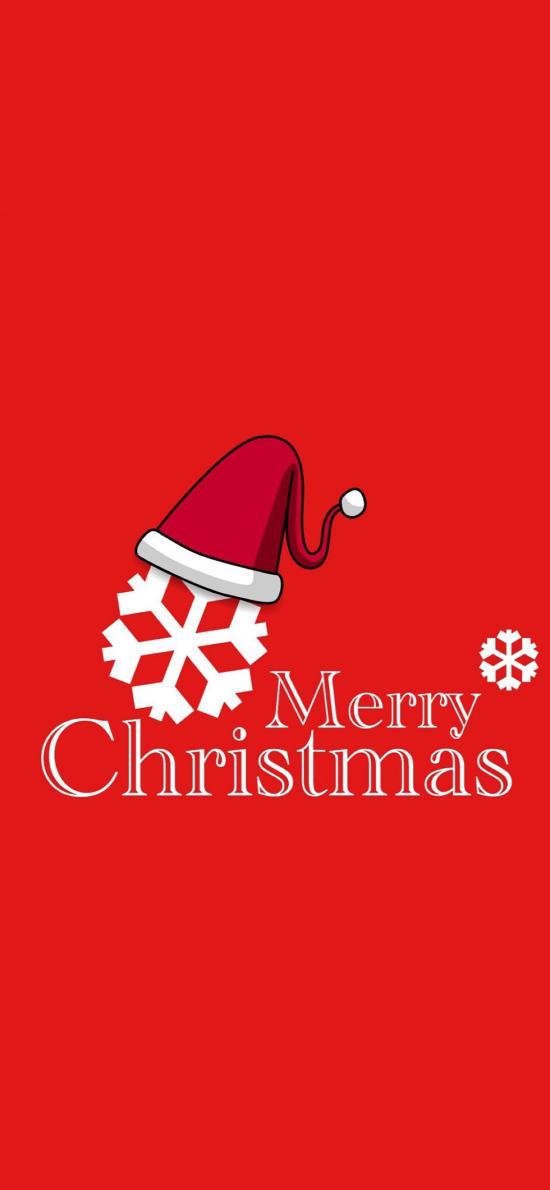 圣诞节 Merry Christmas 雪花