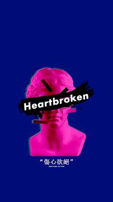 伤心欲绝 大卫 石膏 雕塑 heartbroken