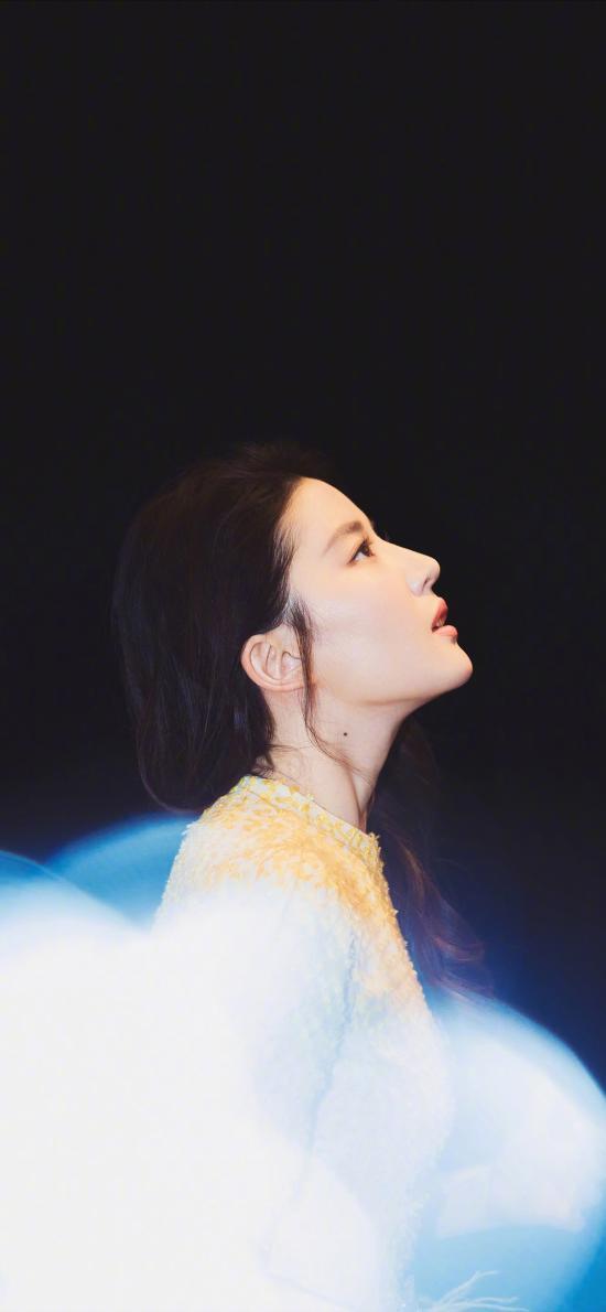 刘亦菲 侧颜 神仙姐姐 演员 明星