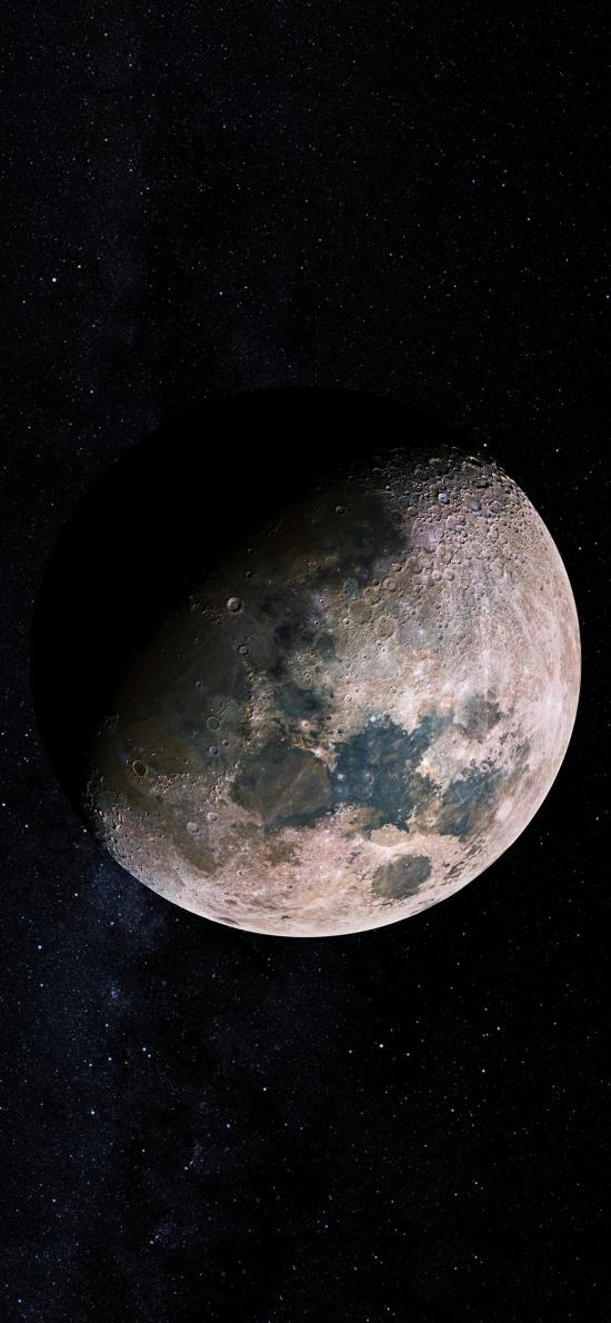 月球 星球 宇宙 太空