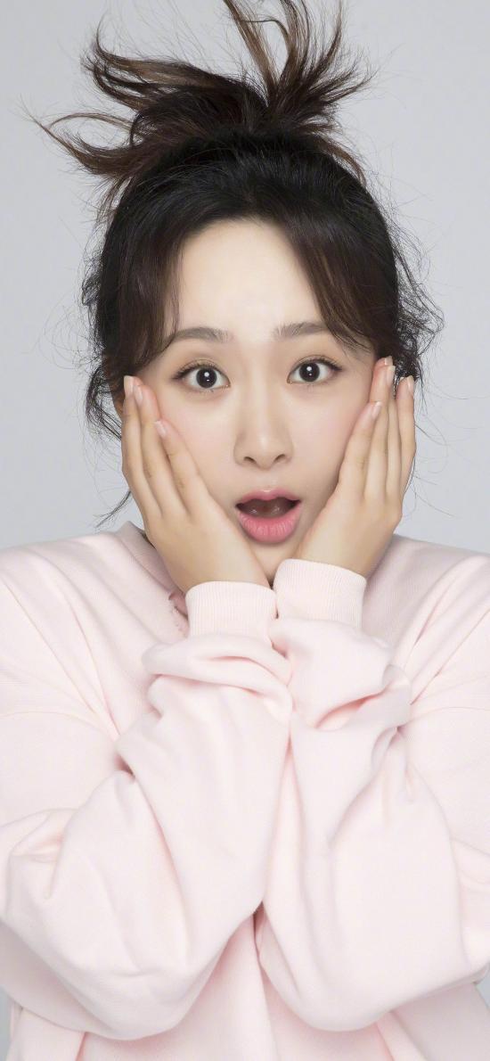 杨紫 演员 艺人 鬼灵精怪 女星