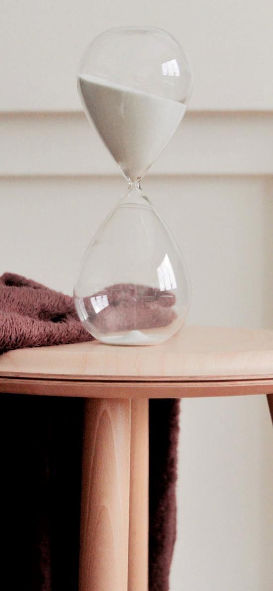 流沙 计时器 白沙 桌台 沙漏