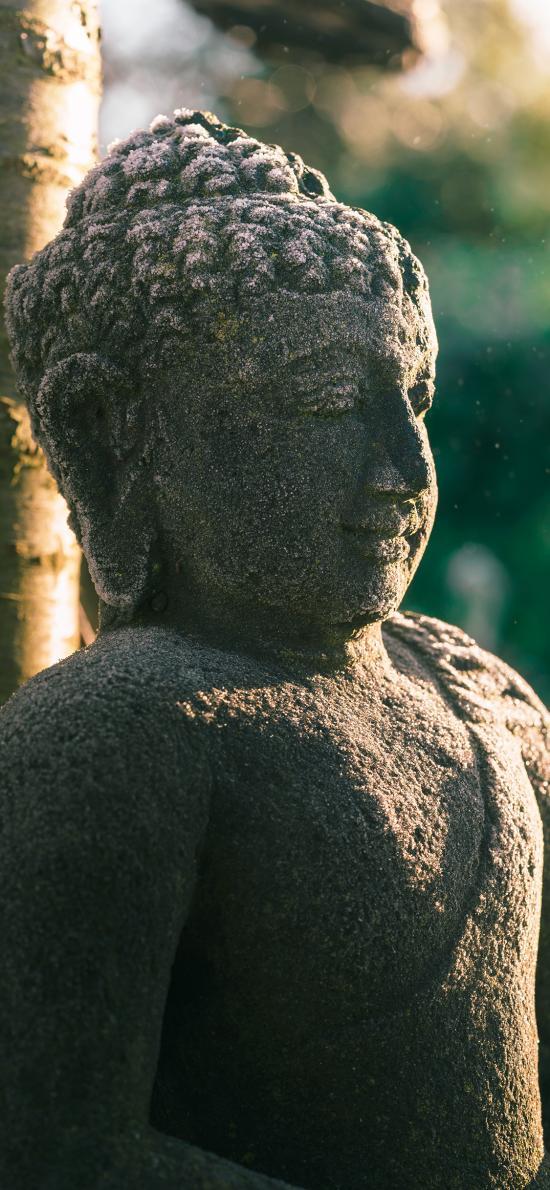 佛像 石像 信仰 菩萨