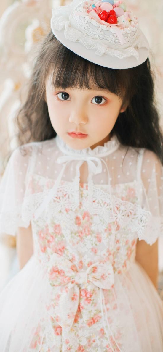 裴佳欣 小女孩 儿童 孩子 艺术照