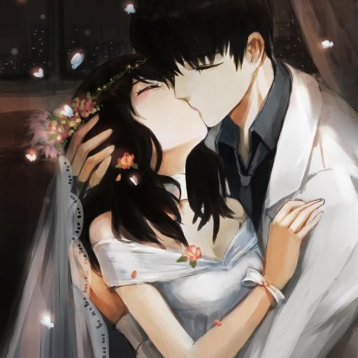 恋与制作人 游戏 许墨 接吻