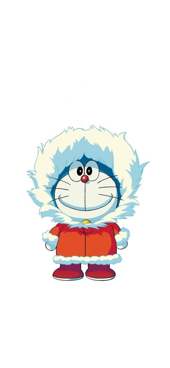 哆啦A梦 南极大冒险 动画 电影 日本