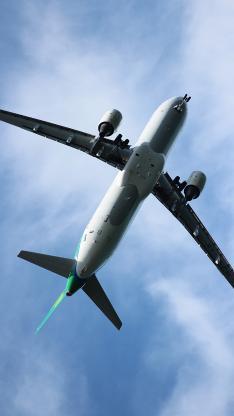 飞机 航空 飞行 天空