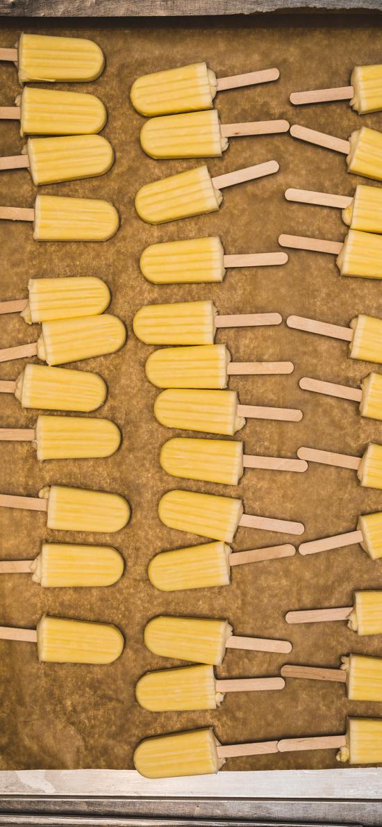 冰淇淋 木棍 制作 冰棍