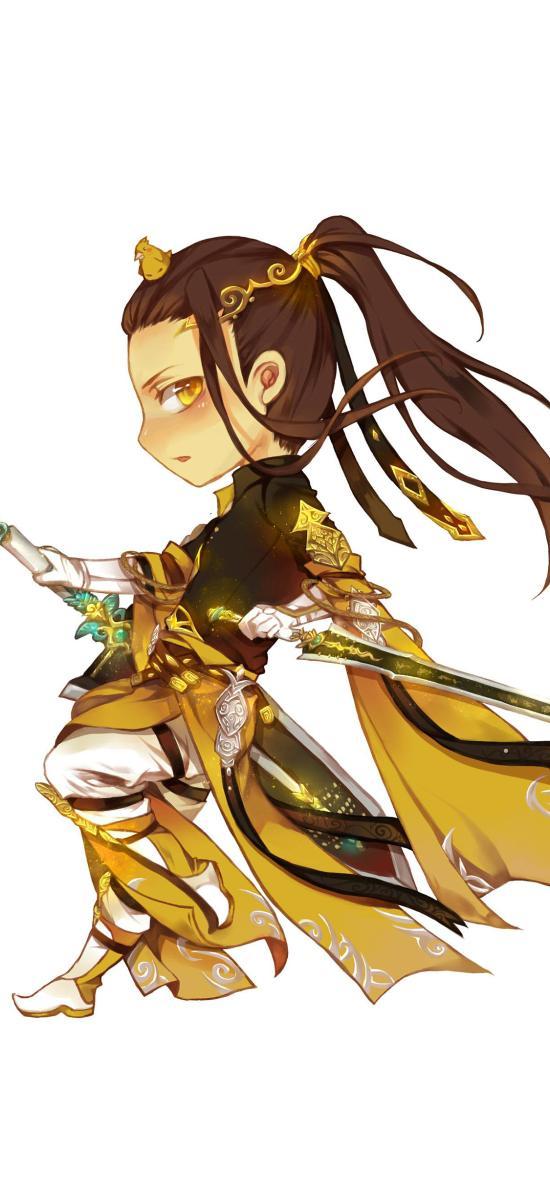 剑网3 藏剑 Q版 同人