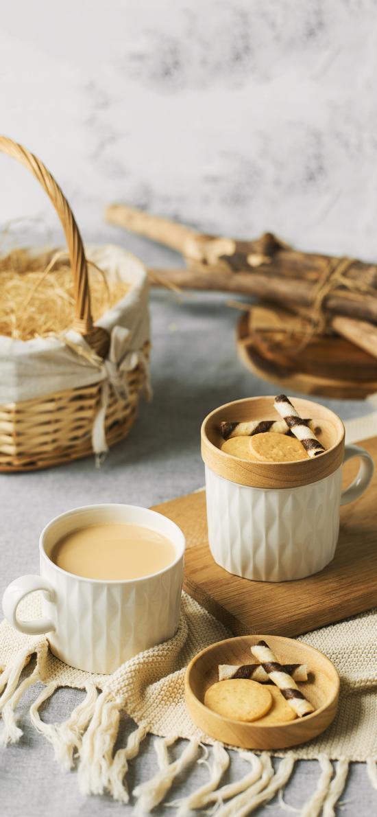 烘焙 点心 饼干 奶茶