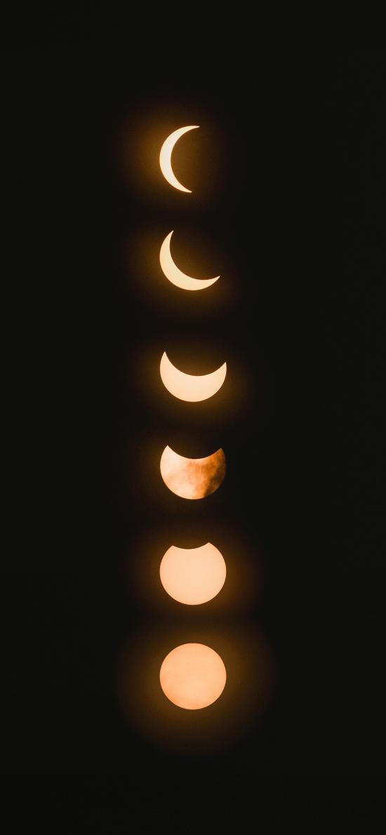 月食 天文现象 月球 月亮
