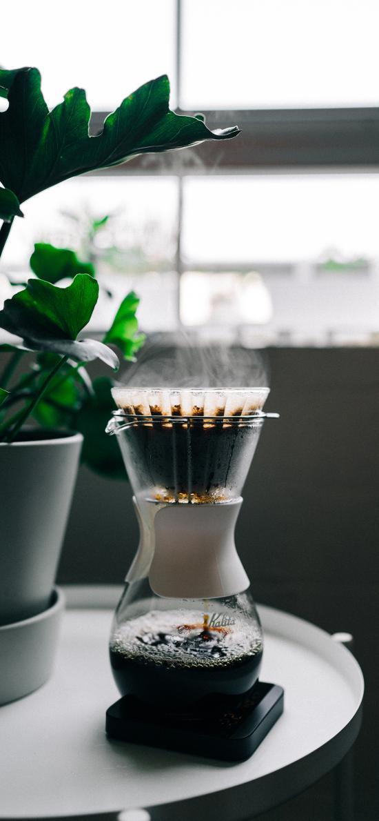 咖啡壶 咖啡 析出 提神 香味