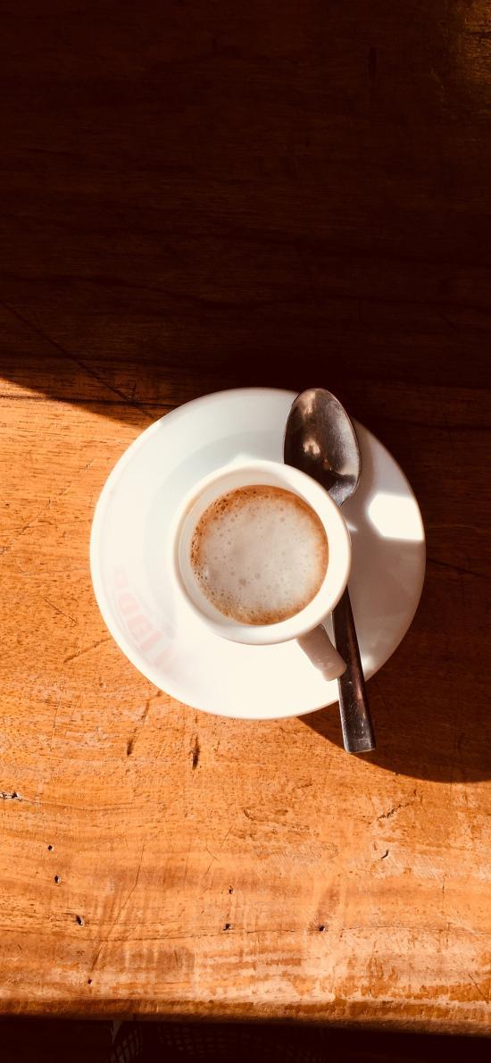 饮品 咖啡 杯具 奶泡