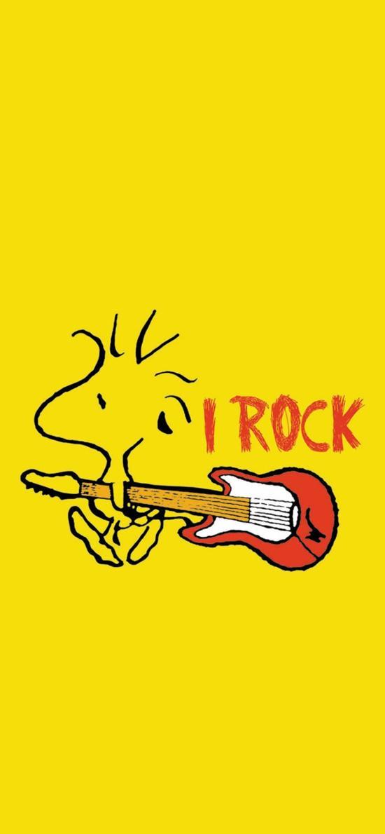美国动漫 史迪仔 I rock