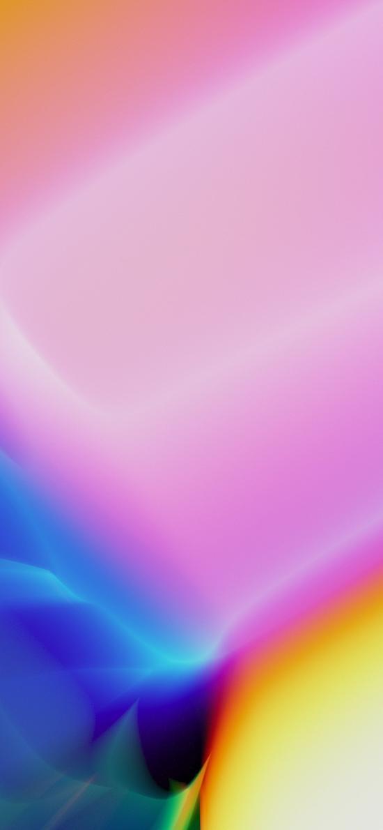 色彩 渐变 抽象 炫丽