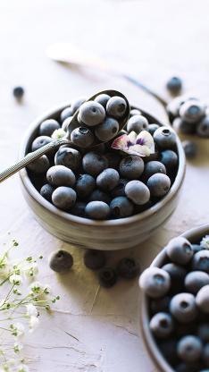 水果 蓝莓 花青素 健康