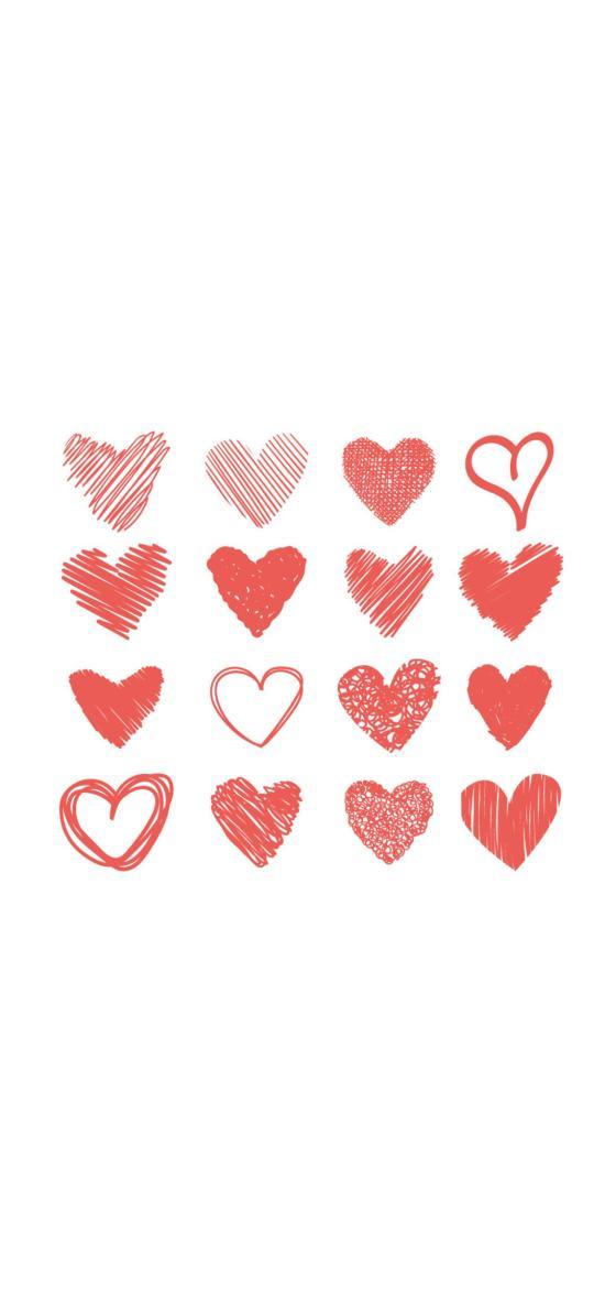 爱心 排列 心形 爱情