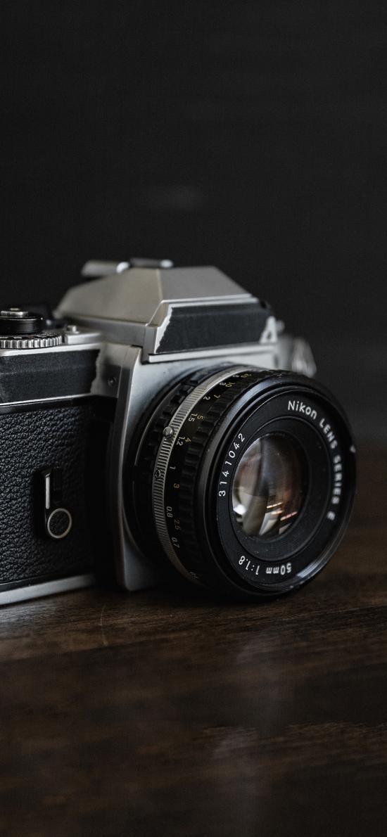 相机 黑 摄影 器材