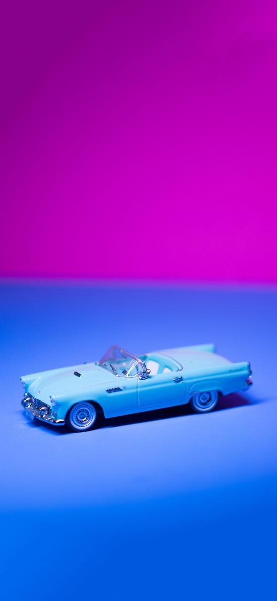 小汽车 复古 模型 玩具