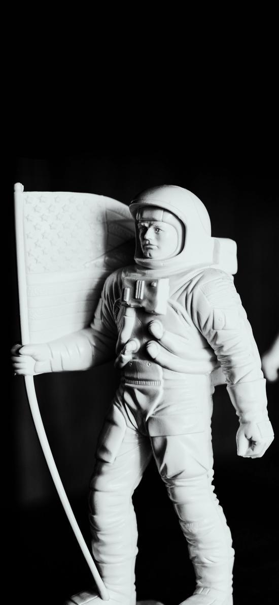 国家 宇航员 摆件 雕塑