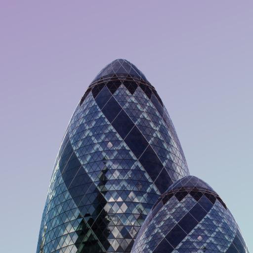 建筑 玻璃幕墙 现代 设计