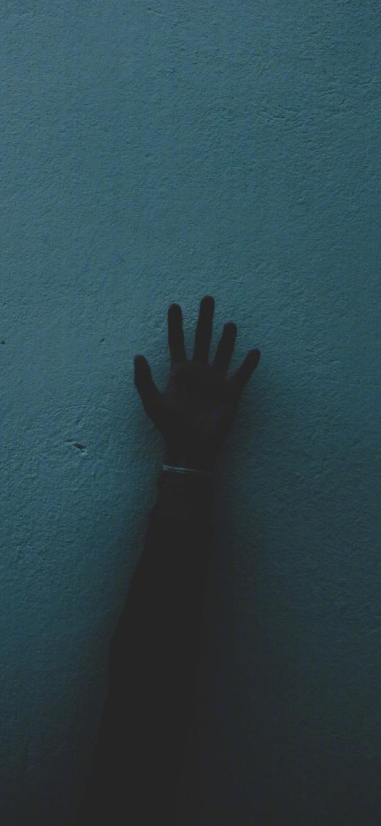 手 黑暗 诡异 惊悚 恐怖