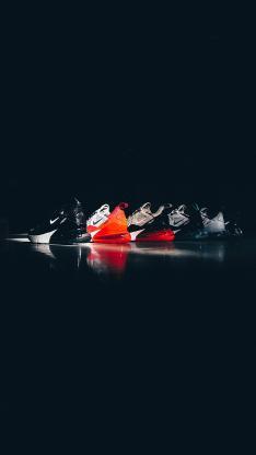 耐克 气垫跑鞋 体育