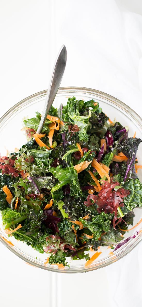 沙拉 蔬菜 素食 健康