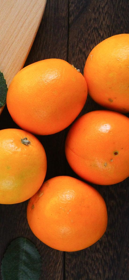 橙 水果 柑橘 营养
