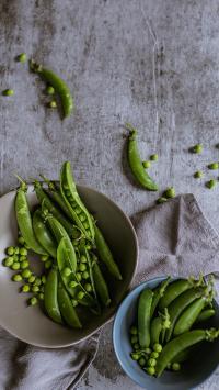 豌豆 豌豆 蔬菜 颗粒 食材