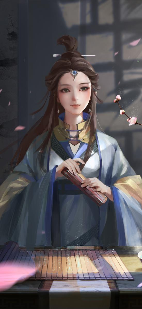 手游 古风 CG 原画