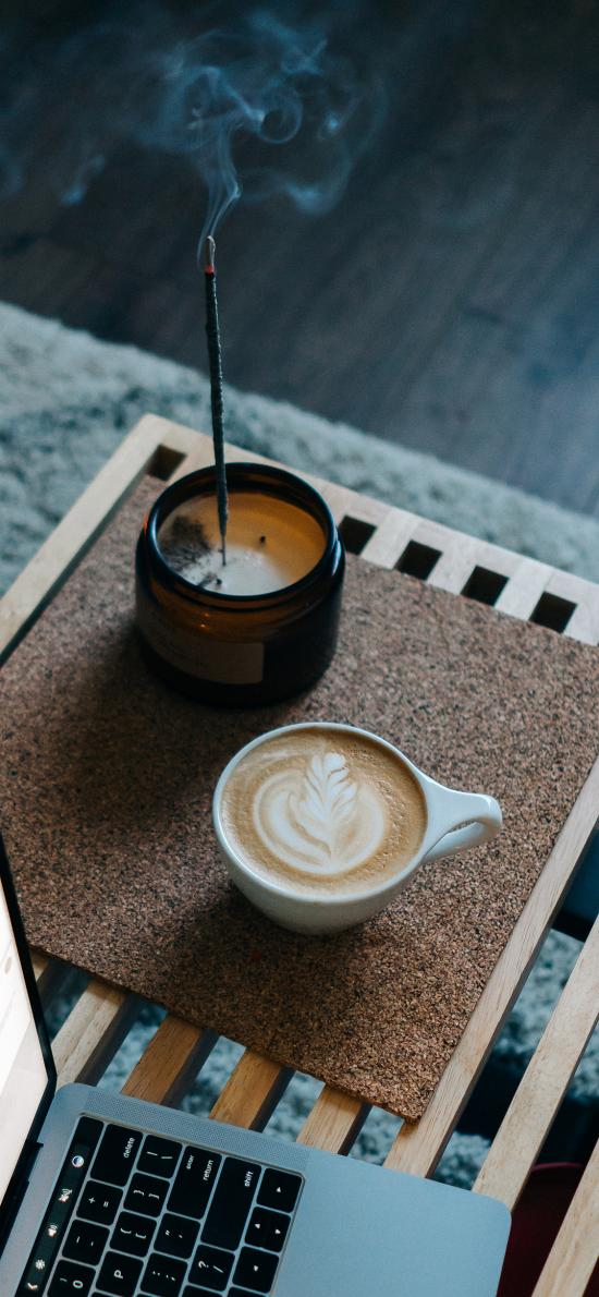 饮品 咖啡 拉花 提神 檀香