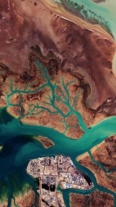 地理 地貌 海水 海岸 地质