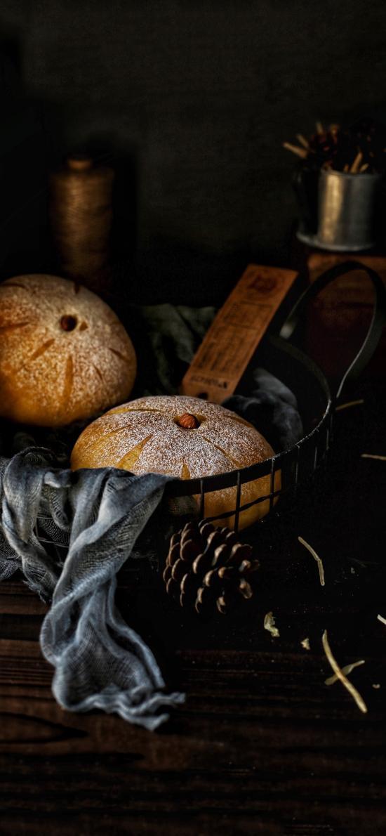 烘焙 点心 面包 杏仁