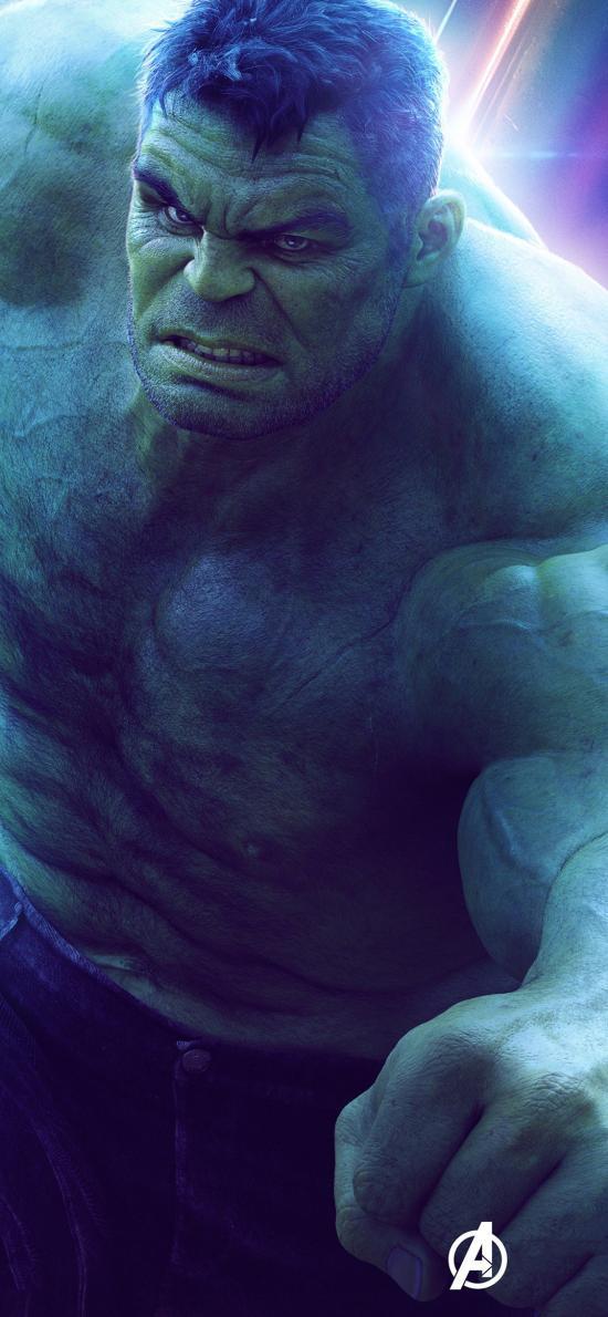 绿巨人 复仇者联盟3 无限战争 电影 超级英雄 欧美 漫威