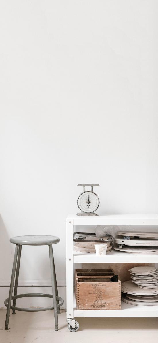 家居物品 椅子 称 餐具