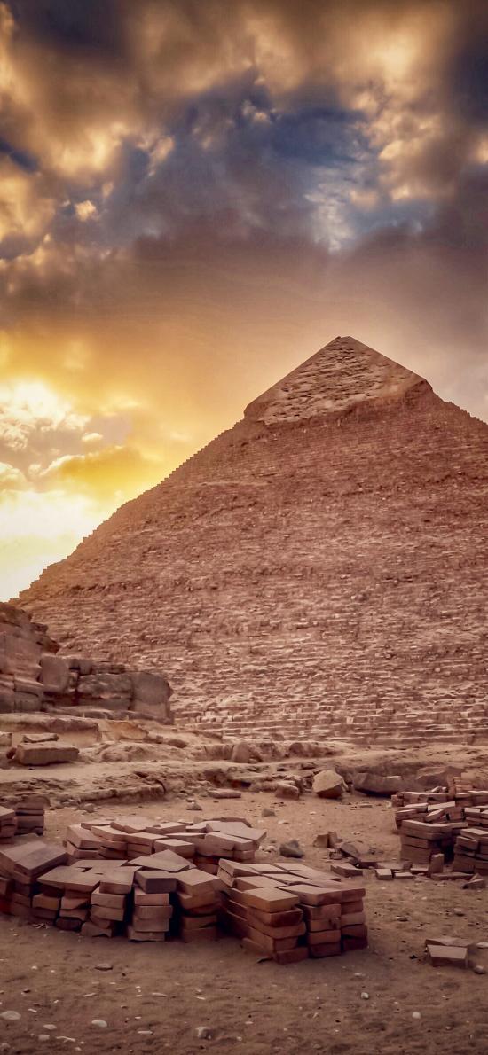 景色 埃及 建筑 文明