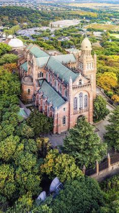 异域风情 欧式建筑 城堡
