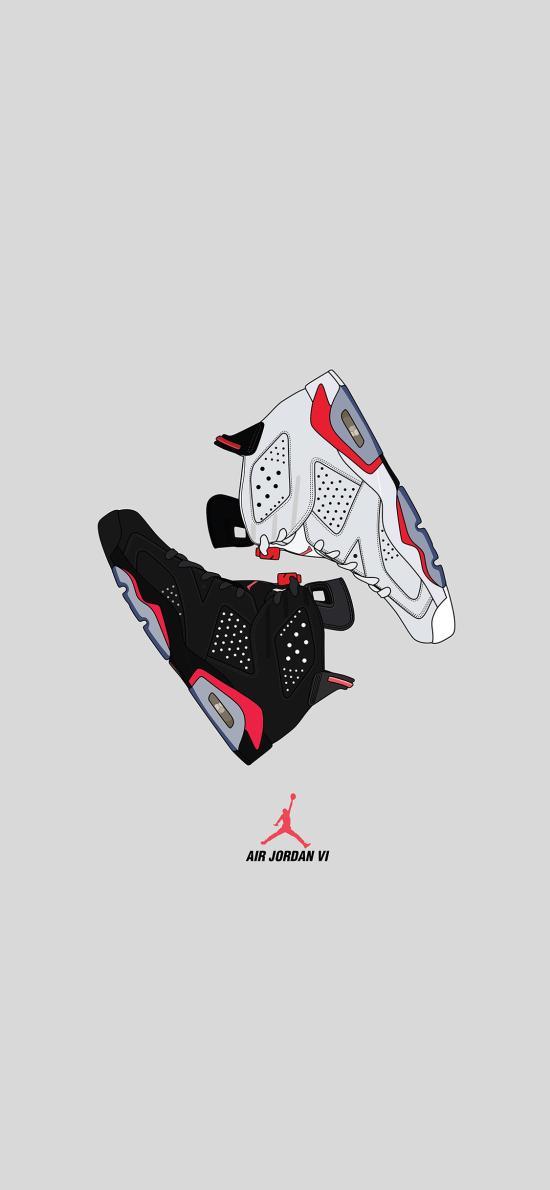 球鞋 乔丹 运动鞋 logo 品牌
