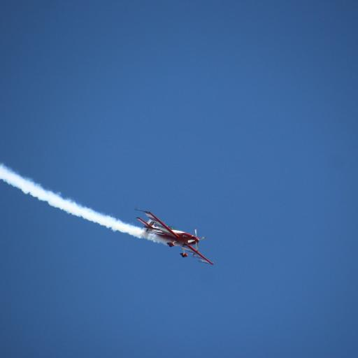 飞机 航空 飞行 烟雾 天空 蓝色