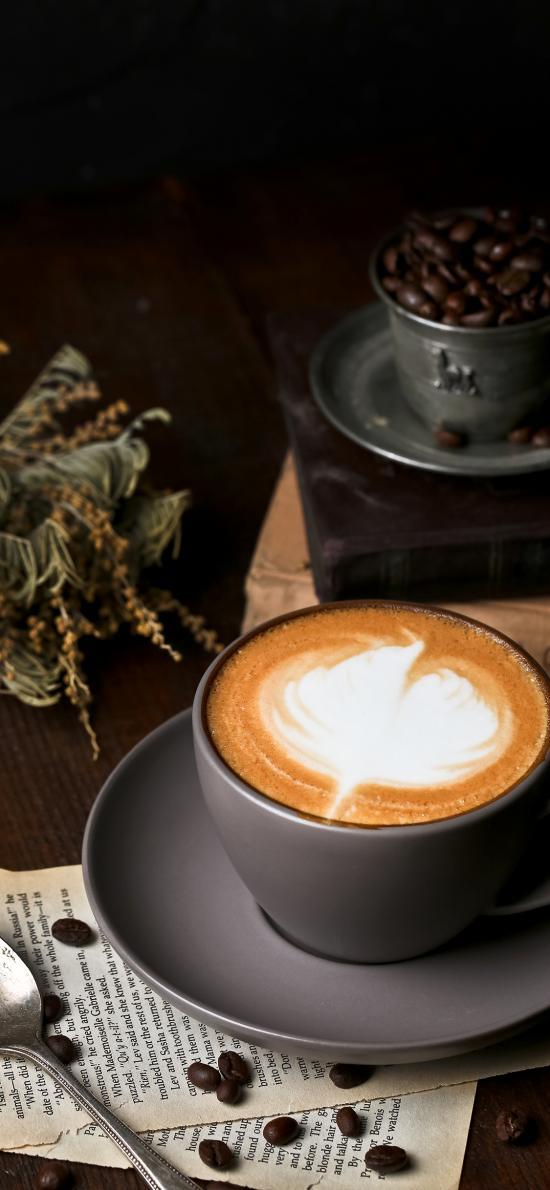 咖啡 杯具 奶泡 勺