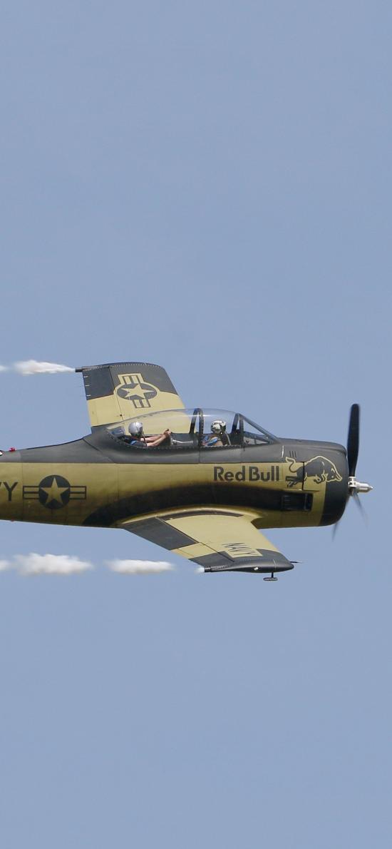 飞机 战斗机 飞行 烟雾 驾驶员 空军
