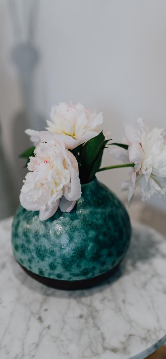 插花 鲜花 花瓶 花艺